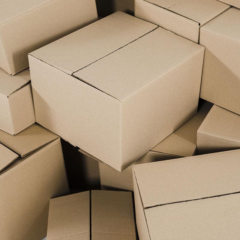 ERS - Le conditionnement en cartons, sur palettes et hors normes